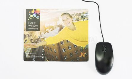 Promotional Mouse Mats are essential desk items that will suit branding and will provide longevity for your advert. Personalised Mouse Mats are one of the most commonly used items on every desk in the office or at home. Let your name & message be seen by countless amount of people!