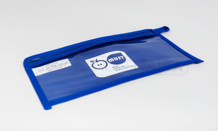 Pencil Cases prove useful for schools & education establishments with a useful branding area that is certain to flaunt your company/campaign message wherever it is used.