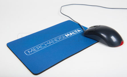 Personalised Mouse Mats are one of the most commonly used items on every desk in the office or at home. Let your name & message be seen by countless amount of people!