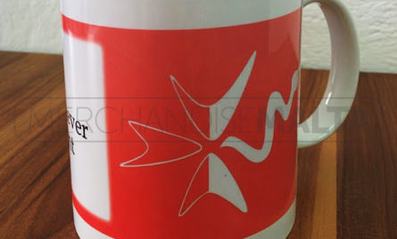 You will always see promotional printed mugs being used in all work and home environments and they can travel far and wide and get seen by all kinds of potential customers over a long time frame, even years.
